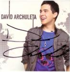 David Autographed JAP cd